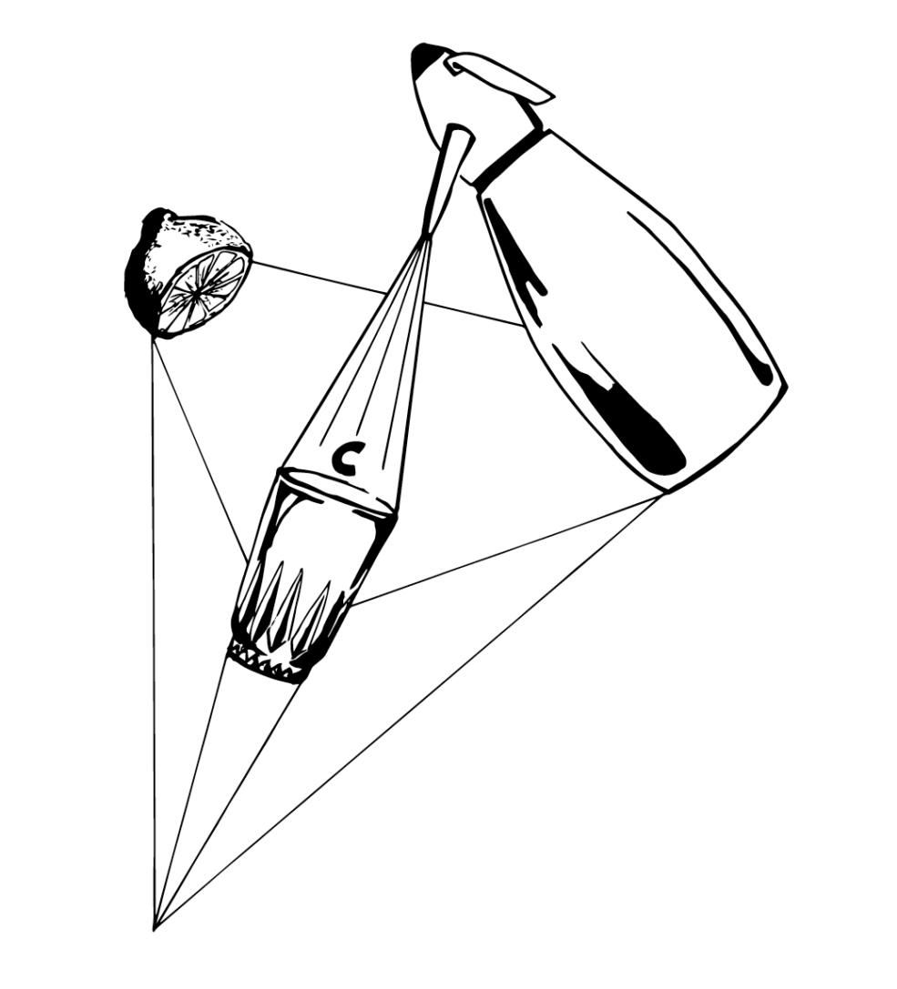 cynar-soda